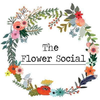 The Flower Social Logo